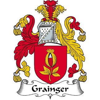 Grainger Family Crest / Coat of Arms