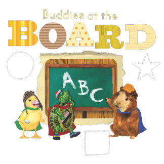 The Wonderpets - Buddy's At The Board