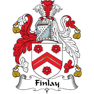 Finlay Family Crest