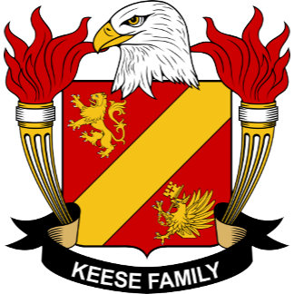 Keese Coat of Arms