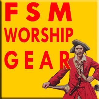 FSM Worship Gear (AAAAARGH!)