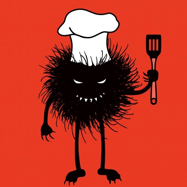 Evil Bug Chef