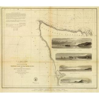Gray's Harbor Admiralty Inlet