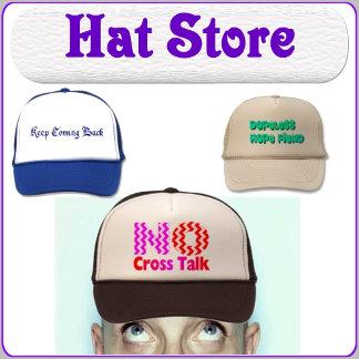 Supprt Hats