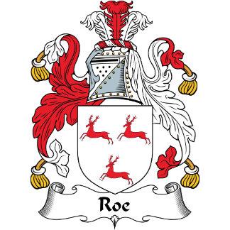Roe Family Crest