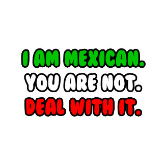 Deal With It .. Funny Mexican