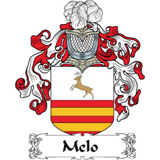 Melo Family Crest