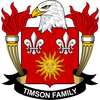 Timson Coat of Arms