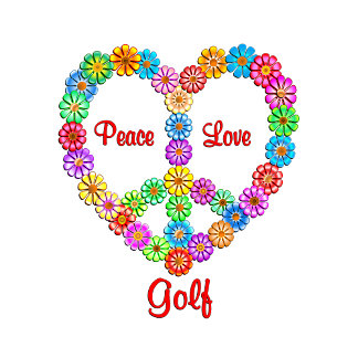 Golf Peace Love