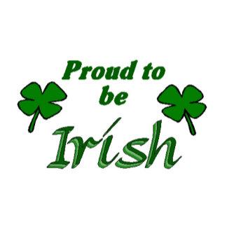 Irish Pride Shamrocks