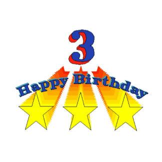 Happy Birthday 3-year-old
