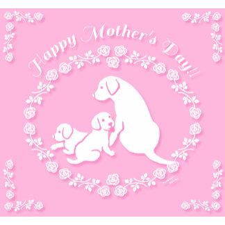 Labrador Dog Family
