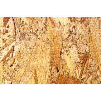 Abstract Plywood Close-up