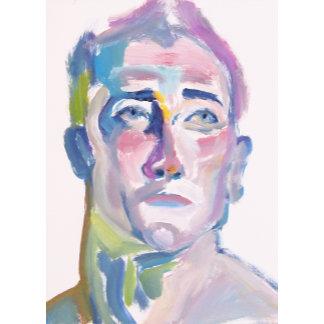 Portraits of Men (Faces)