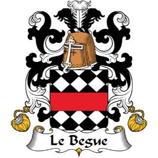 Le Begue Family Crest