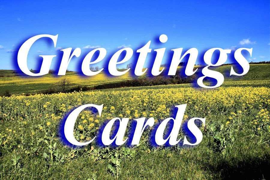 Photograph Greetings Cards