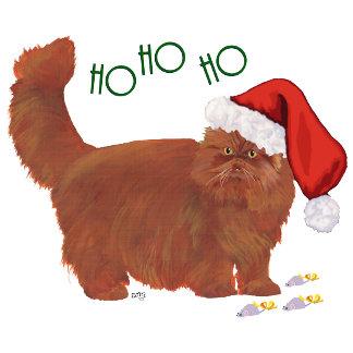 Persian Cat Christmas 4 DESIGNS