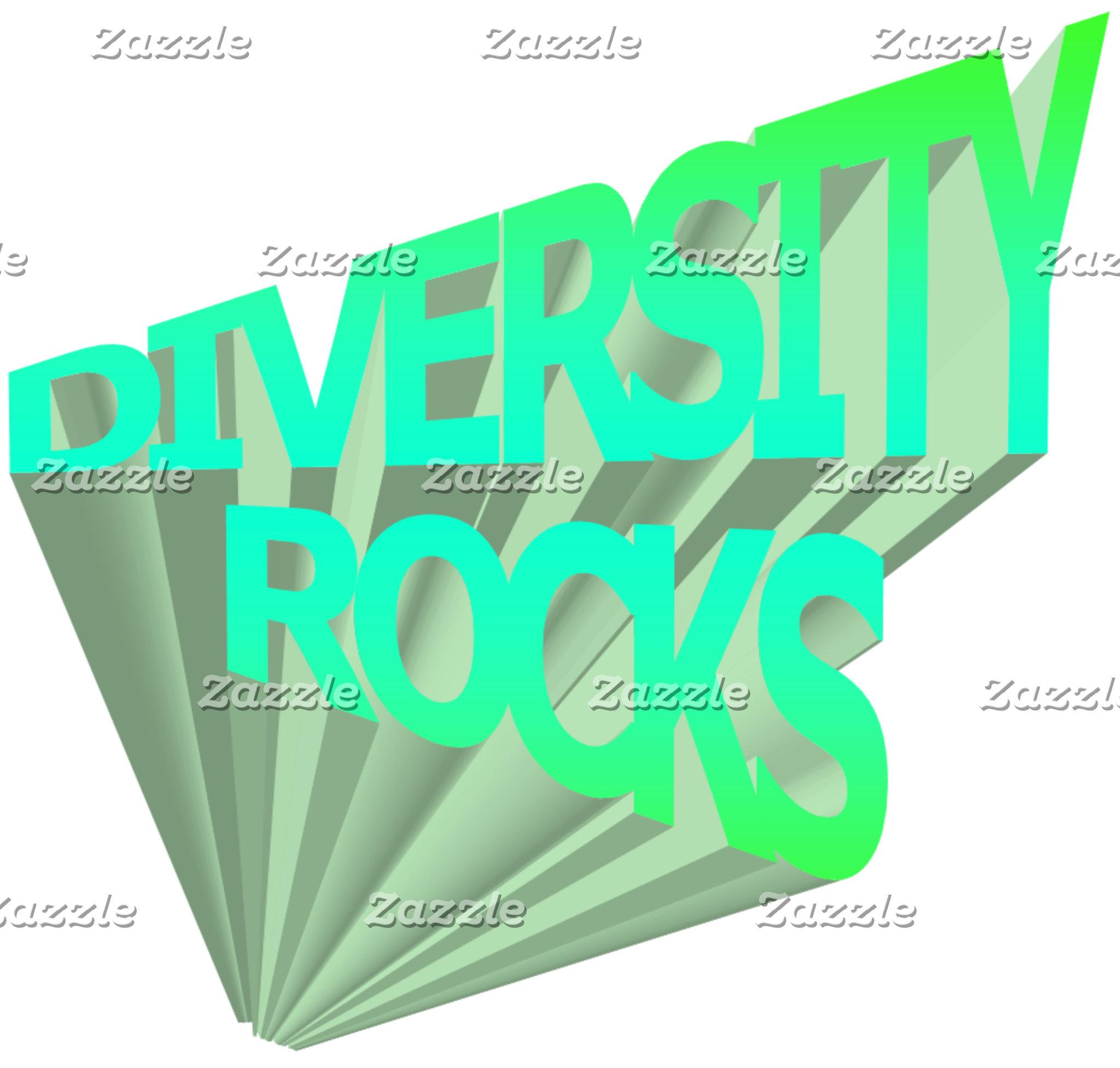 Diversity Rocks