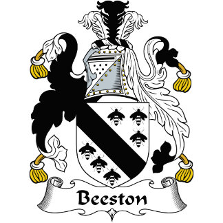 Beeston Family Crest / Coat of Arms
