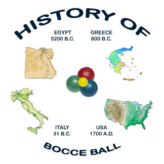 History of Bocce Ball