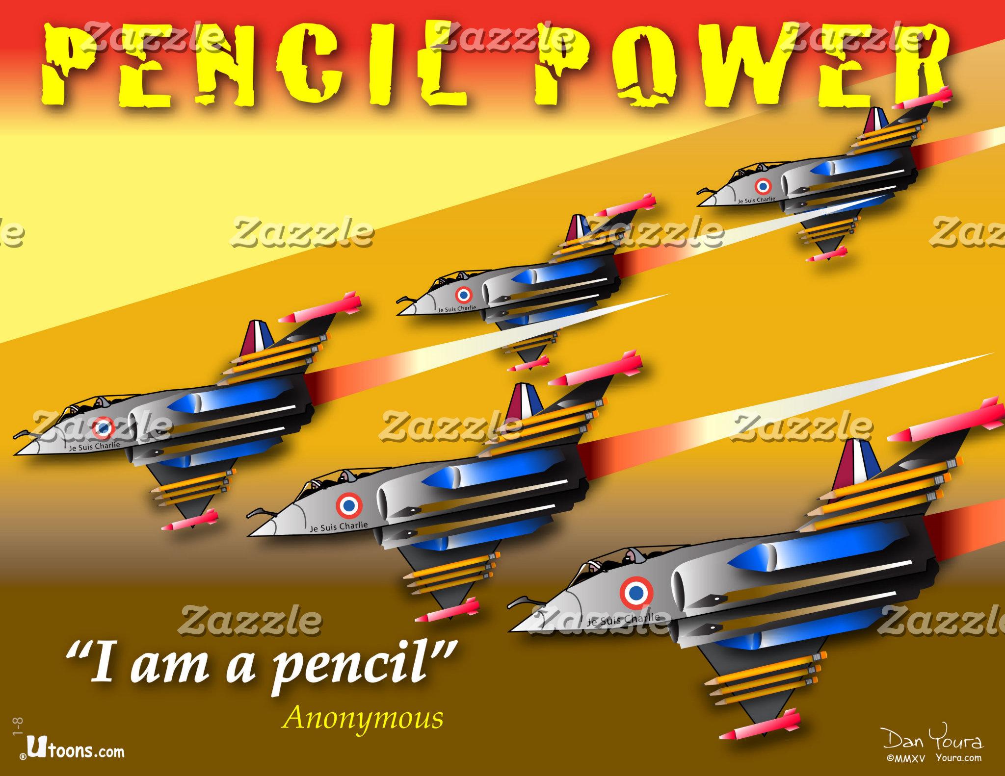 Pencil Power