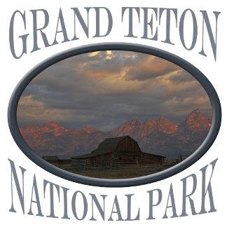 Grand Teton National Park Barn