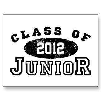 Junior Class Of - Customize Year