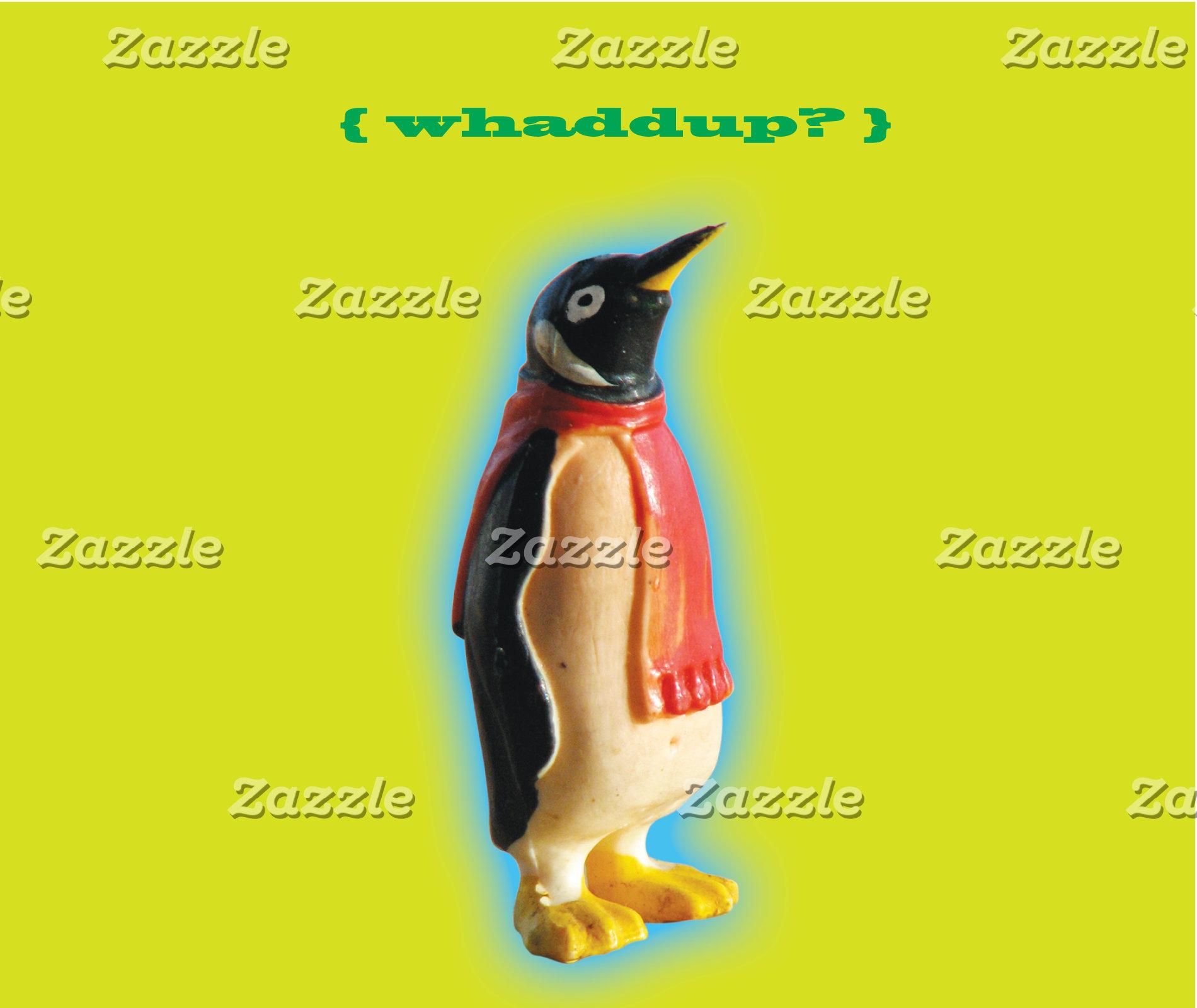 Whaddup? Penguin