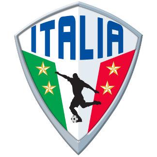 Italian soccer logo