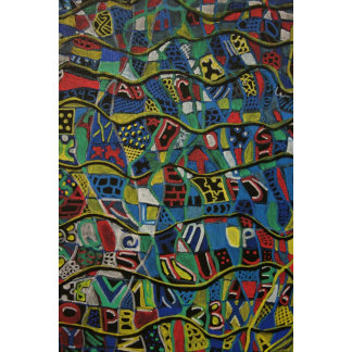 Quilted Abstraction Gift Products