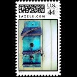 blue_bird_house_stamp_postage-p172963460627661073a