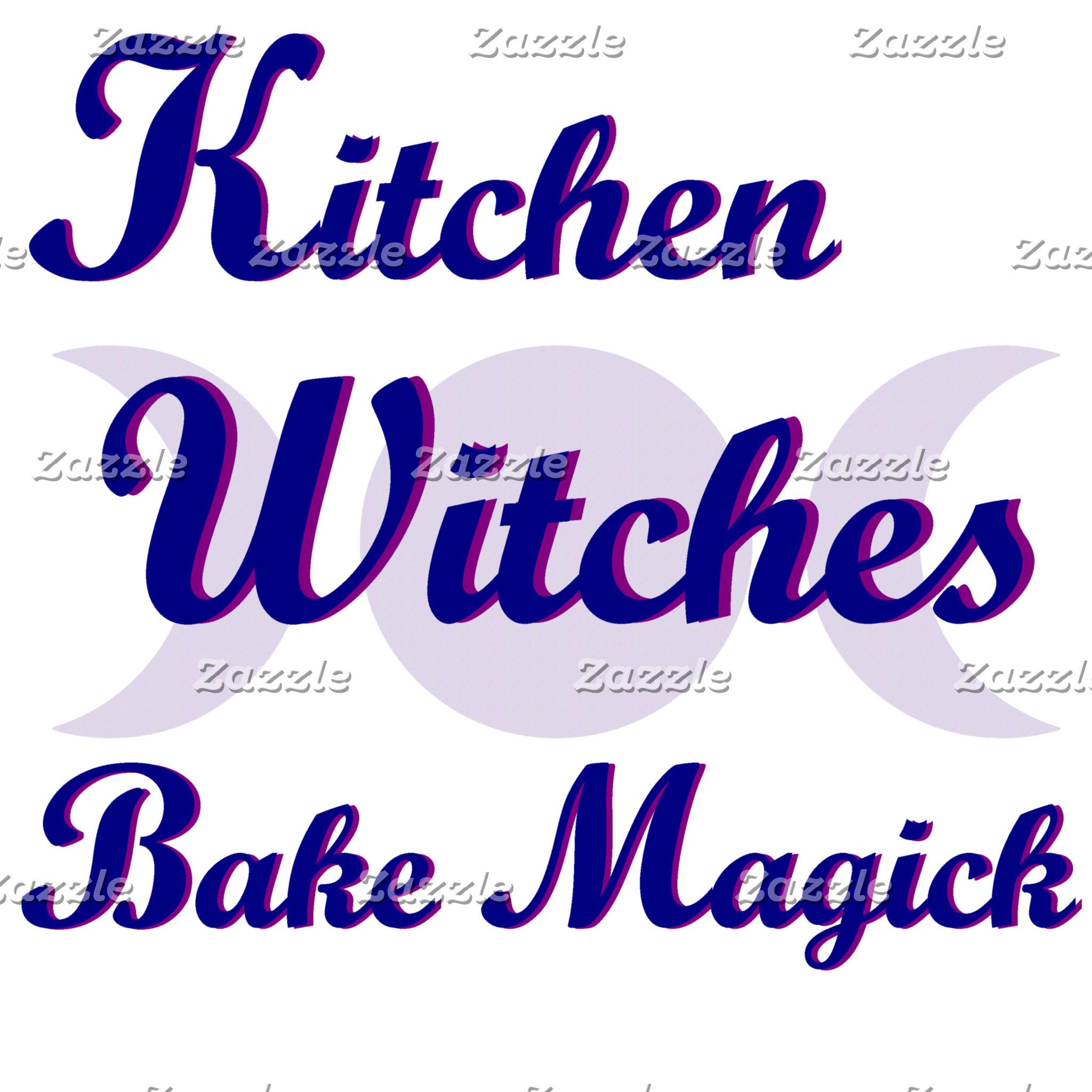 Kitchen Witch (Triple Moon)