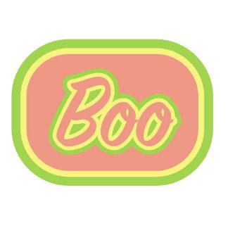Monsters, Inc. Boo logo