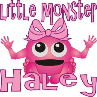 Little Monster Haley