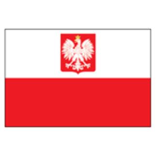 Polish Falcon Flag