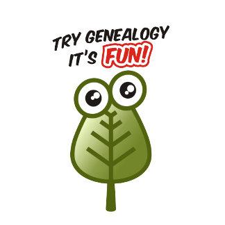 Try Genealogy - It's Fun!