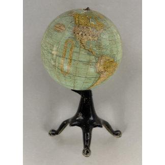 Six Inch Terrestrial Globe