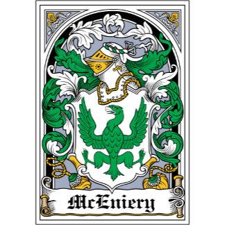 McEniery Coat of Arms