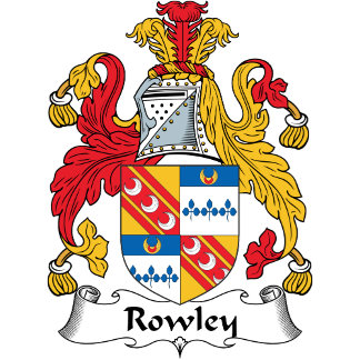 Rowley Coat of Arms