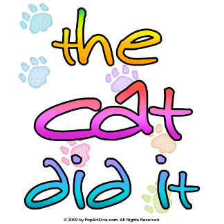 The CAT Did It!