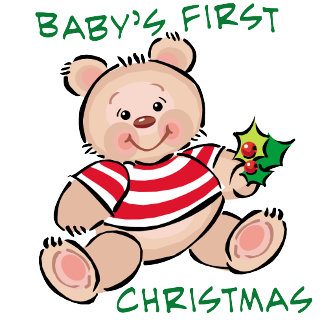 Baby's 1st Christmas Clothes and Gifts