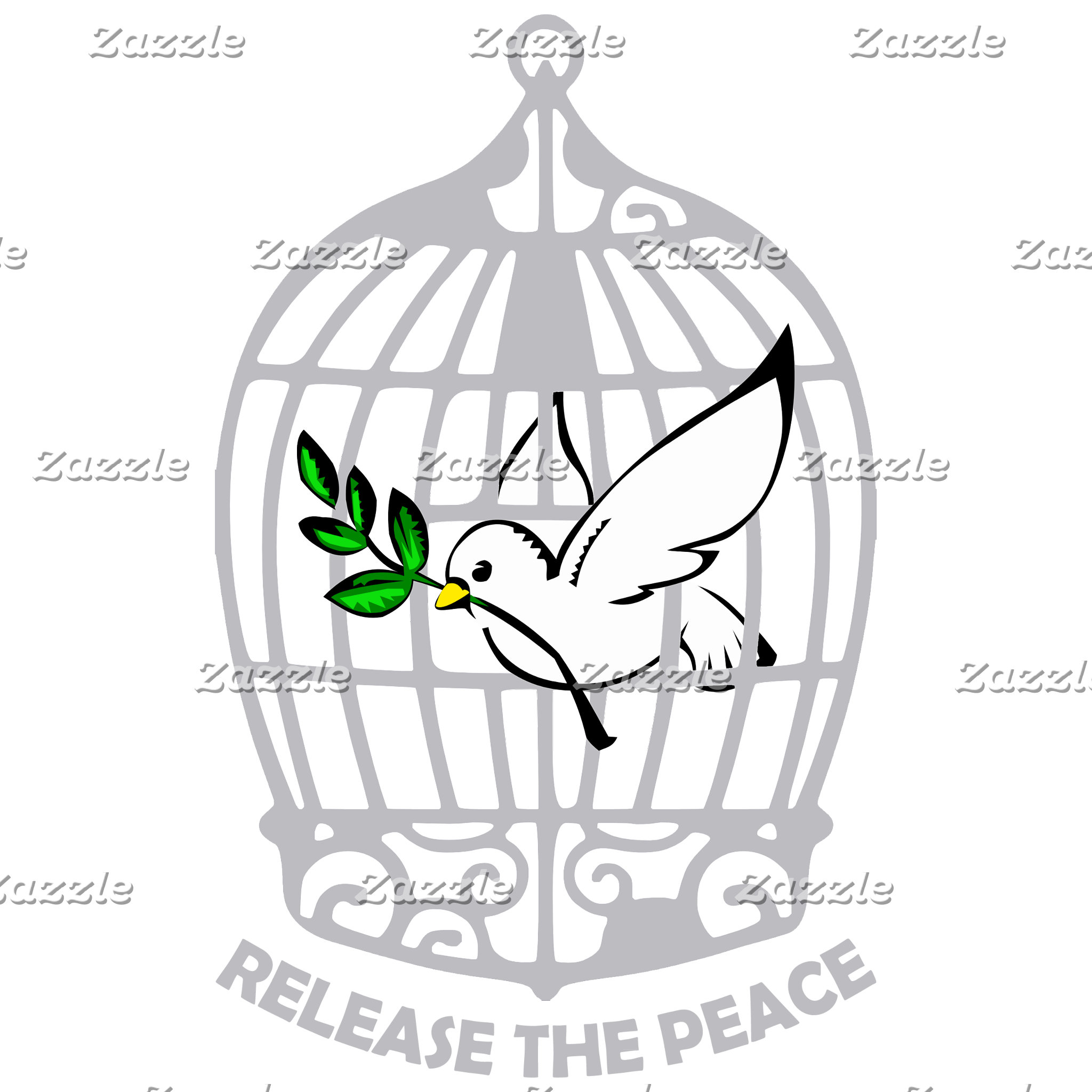 Release the Peace Dove