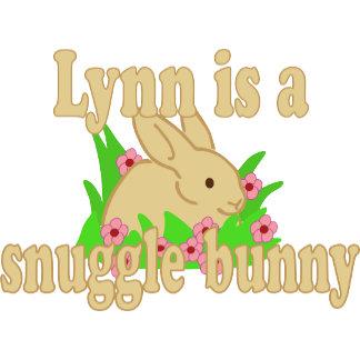 Lynn is a Snuggle Bunny