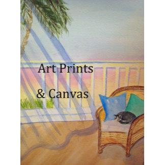 Art work - prints - canvas