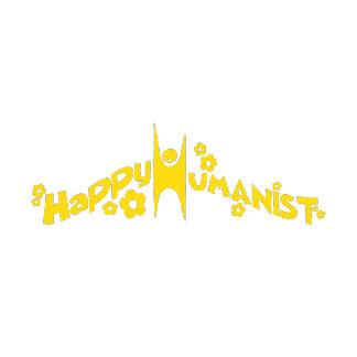 Groovy Happy Humanist Gold