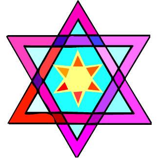 Mosaic Star Of David