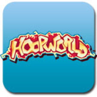 HoopWorld Grafitti