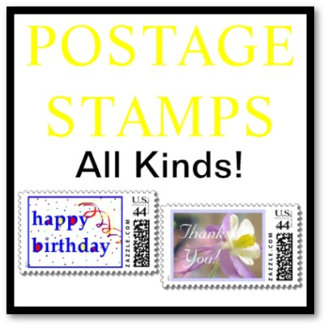 Postage Stamps!