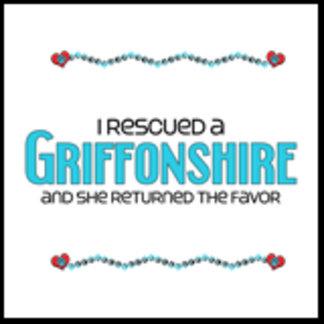 I Rescued a Griffonshire (Female Dog)
