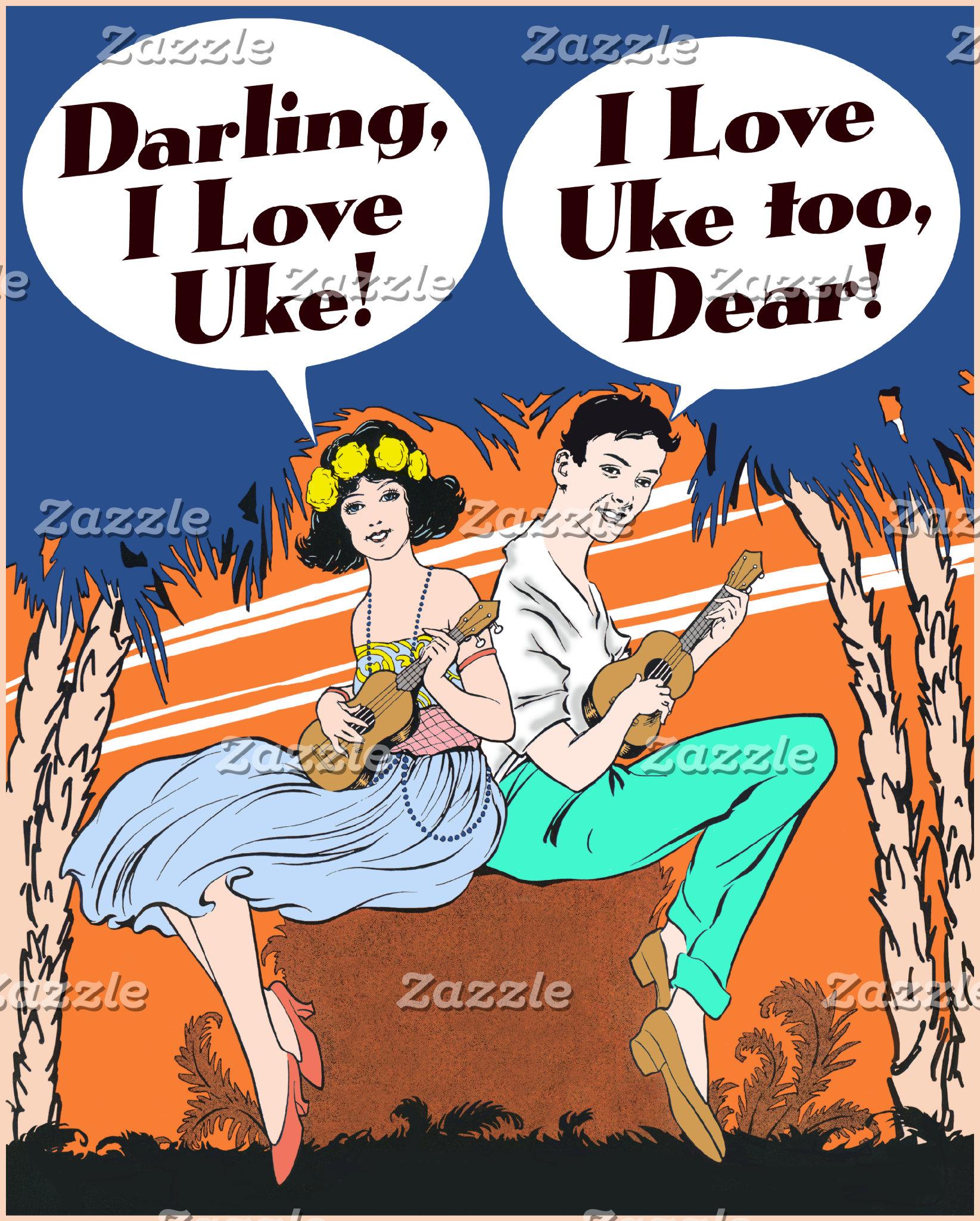 I Love Uke!